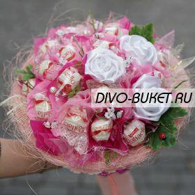 "Букет из Раффаэлло 673 ""Светлана"""